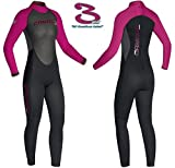 Camaro Flex Skin Damen Fullsuit Ultraflex Neoprene super Stretch Neoprenanzug
