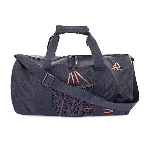 Reebok Plyo Small Gym Bag für Damen und Herren, kompakte Sporttasche