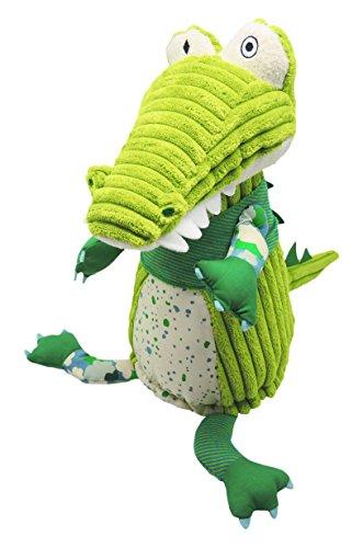Deglingos 92771cm Original Aligatos l'Alligator Peluche