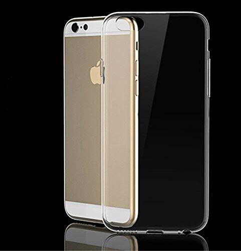 PULABO Funda de transporte para iPhone 6 Plus – Embalaje no minorista – transparente práctico y rentable