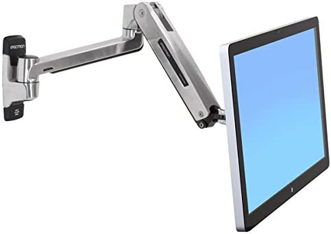 Ergotron 45-383-026 LX HD Sit-Stand Wall Mount LCD Arm