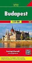 Budapest Pl 23 (STADTPLAN) (English, Spanish, French, Italian and German Edition)