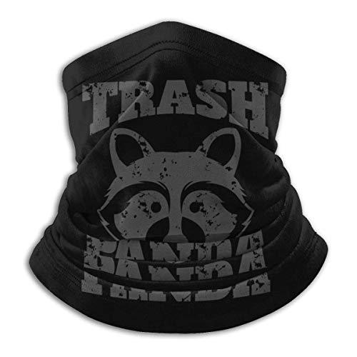 Python Mix Trash Panda Unisex Mikrofaser Halswärmer Kopfbedeckung Gesicht Schal Maske Für Winter Kaltwetter Maske Bandana Sturmhaube