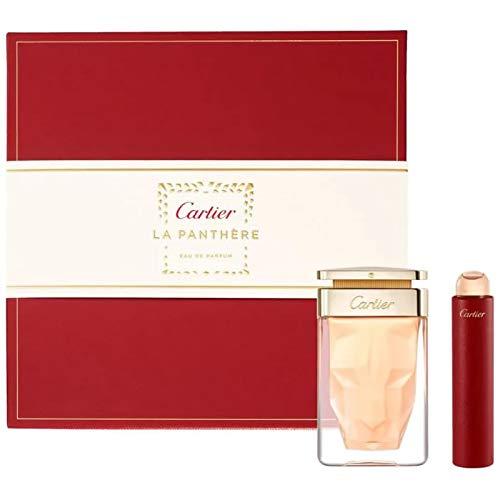 Cartier Panthere 2 Piece Parfum Travel