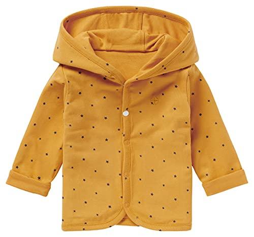 Noppies Baby Und Kinder Unisex Strickjacke Haye Jacke Weste Mantel (Honey Yellow (gelb), 56, Numeric_56)