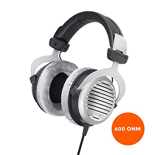 beyerdynamic DT 990 Edition 600 Ohm Over-Ear-Stereo Headphones. Open design, wired, high-end for use with headphone amplifiers