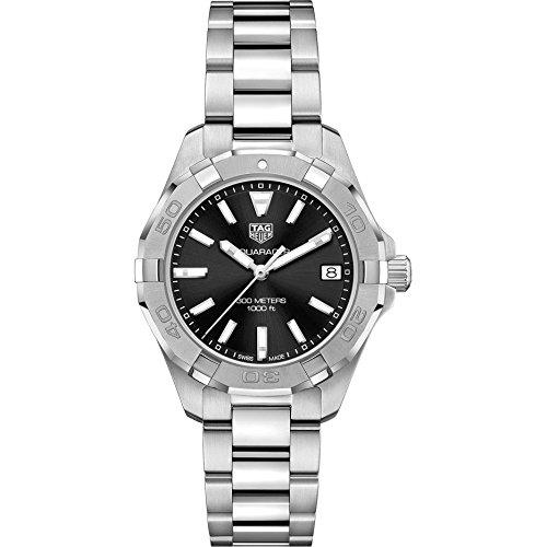 TAG Heuer Aquaracer Reloj de mujer cuarzo 32mm correa de acero WBD1310