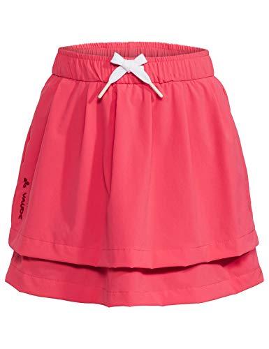 VAUDE Kinder Rock Kids Detective Skort, Hosenrock, bright pink, 158/164, 415029571640