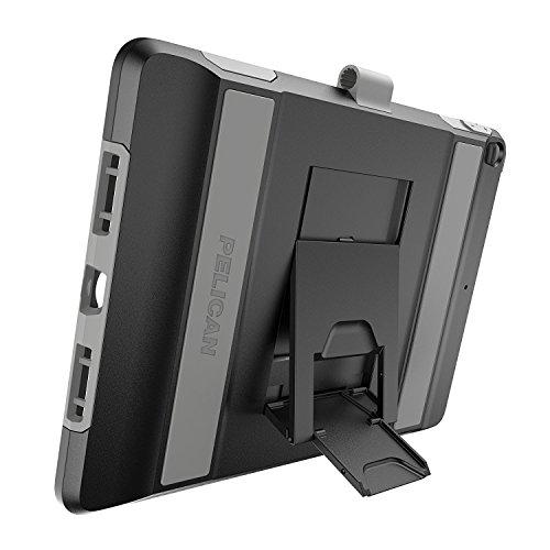 Pelican Voyager iPad Pro 10.5' Case (Black/Grey)