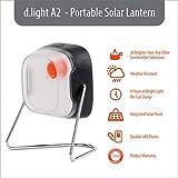 d.light A2 Portable Solar Light for Camping