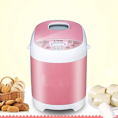 Read About HGFDSA Automatic Multifunctiona Bread Maker Machine 3 Surface Firing Appointment Time Aut...