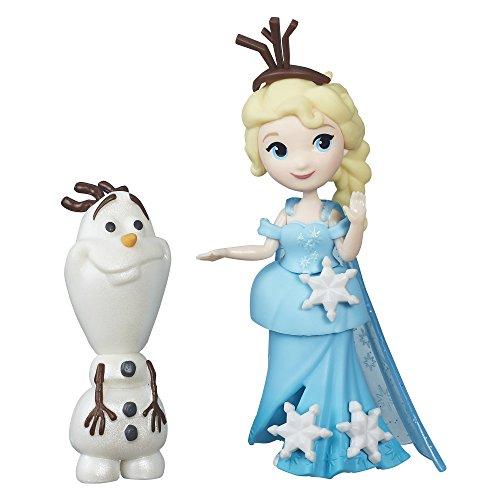 Hasbro Disney Frozen B5186ES0 – Disney Frozen Little Kingdom – Juego de Amigos de Esla y Olaf