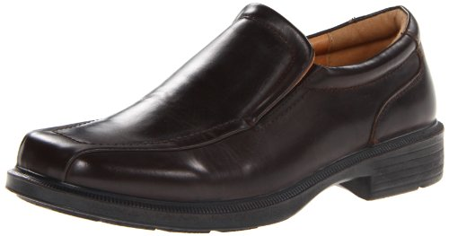 Deer Stags Men's Greenpoint Loafer, Dark Brown