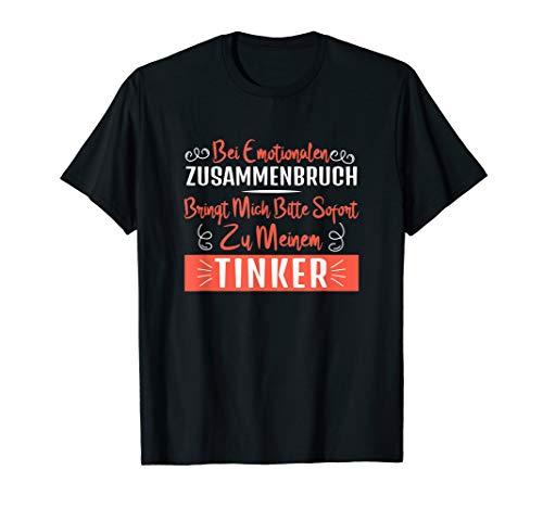 Tinker Irish Gypsy Cob Vanner Pferd Reiter Stall Geschenk T-Shirt