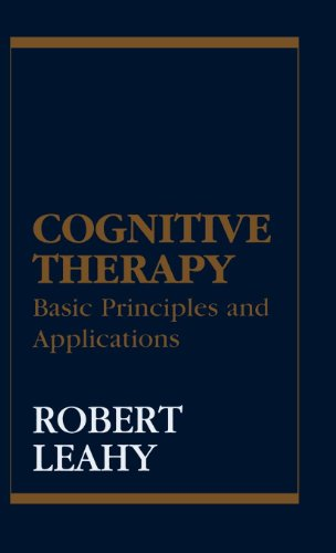 Cognitive Therapy: Basic Principles and Applications