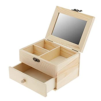 Best jewellery boxes with drawers Reviews