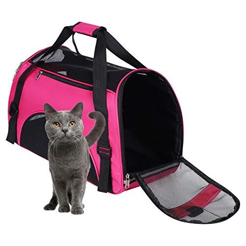 YYQQ Transportines De Viaje para Mascotas para Gatos Y Perros, Bolsas Portátiles...