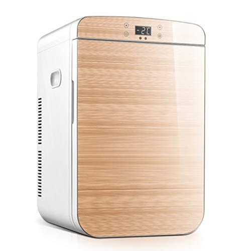 Cosmetics Refrigerator Car Dormitory Rental Home kleine mini-slaapkamer met dubbele gebruiksdoel, afzonderlijk, 21,5 * 25,5 * 38,5 cm XMJ
