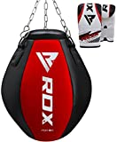 RDX Boxsack Maiz MMA Kampfsport Muay Thai Boxen Körper Sack Set Kickboxen Training Boxhandschuhe...