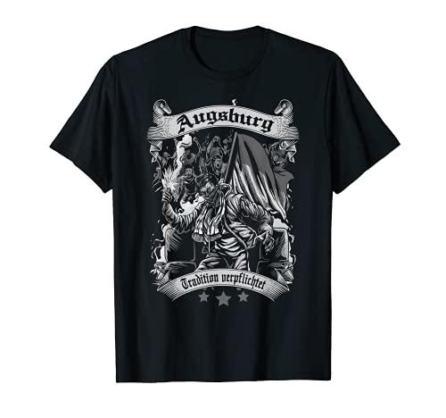Augsburg - Tradition verpflichtet - Augsburg Fanartikel T-Shirt