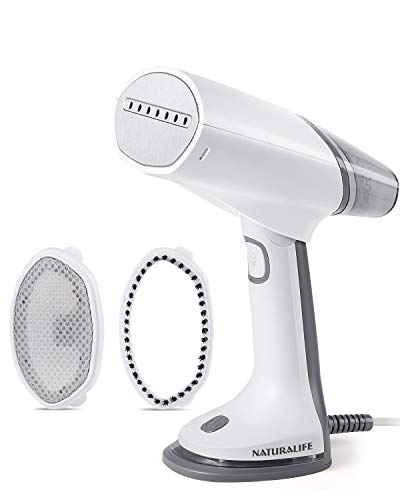 dual voltage fabric steamer - 1