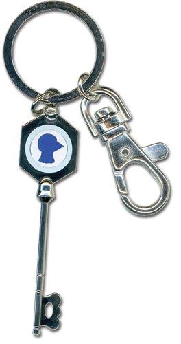 Fairy Tail Nikora métal porte-clés