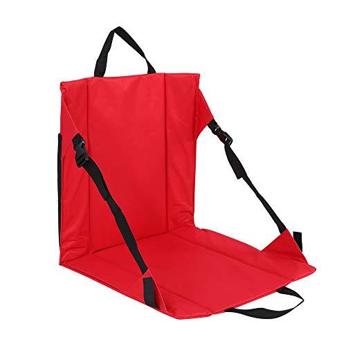 Haokaini Padded Floor Chair,Folding Seat Padded Cushion Chair Reclining...