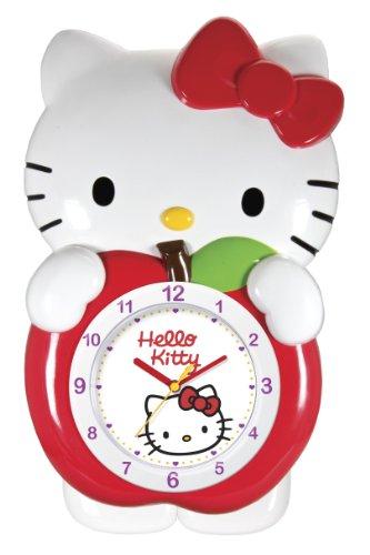 Hello Kitty 25281 - Reloj analógico infantil de cuarzo