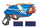 Toyshine Gizmo Foam Blaster Gun Toy with 20 Bullets (Multi Color) bb snipers May, 2021