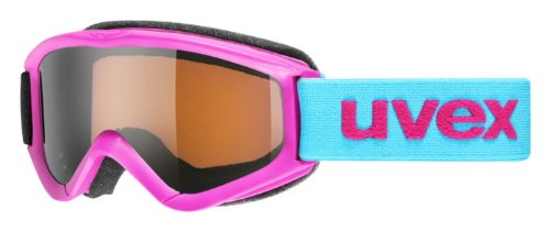 Uvex Kinder Speedy Pro Brille, pink, S2