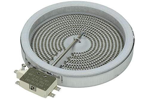 Whirlpool 481231018887 - Fogón radiante (1200 W, diámetro 145 mm)