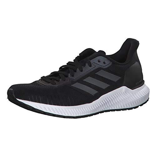 adidas Solar Ride CBLACK/NGTMET/GRESIX 44 - Zapatillas de Correr para Mujer ⭐