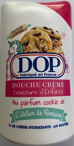 DOP Duschgel mit dem Einhorn Cookie Duft in der limited Edition PH neutral douche Creme