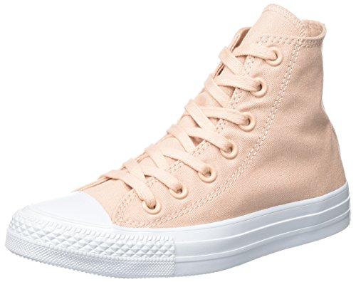 Converse Chuck Taylor All Star, Zapatillas Altas Mujer, Pink Dusk Pink Dusk-Funda...