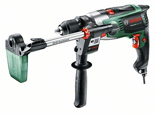 Bosch Home and Garden 0603174000 Taladro percutor, 900 W, 230 V, Negro, Verde, Rojo