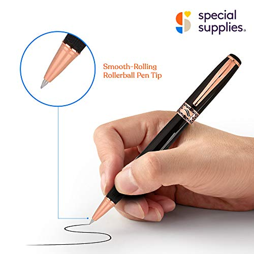 3 Pack Weighted Pens for Hand Tremors, Low Dexterity