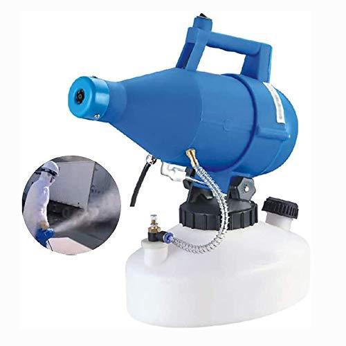 JJLL Électrique ULV brumisateur Portable Intelligent Brumiseur 4.5L Ultra Capacité Pulvérisateur, 8-10 mètres Distance Atomisation, Tueur de Moustique brumisateur for intérieur/extérieur Hygiène