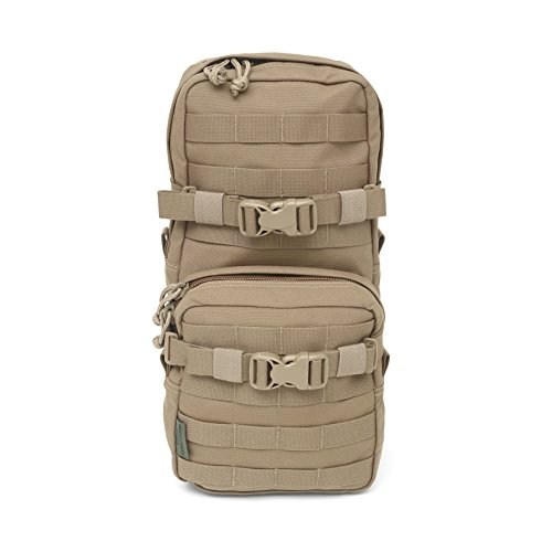 Sac à dos Cargo Pack WARRIOR Elite Ops - Couleur : Coyote