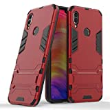 Max Power Digital Funda para Xiaomi Redmi Note 7 / Redmi Note 7 Pro (6.3') con Soporte - Carcasa...