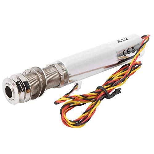 Pwshymi Pickup Amplificador Tuner Control de Volumen Monitor Head Pickup Stick para...