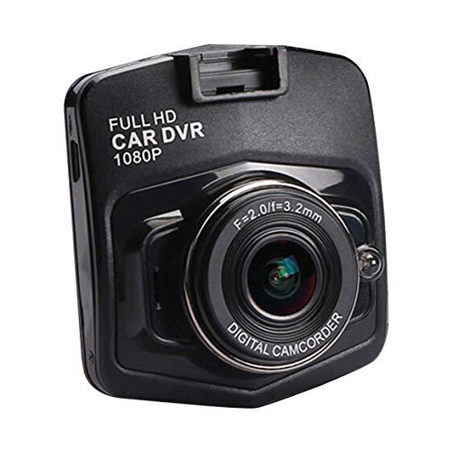 KoelrMsd GT300 Pantalla de Video Digital Dashcam 2.5 'HD grabadora de conducción DVR para automóvil detección de Movimiento avtoregistrator Auto Black Dash CAM