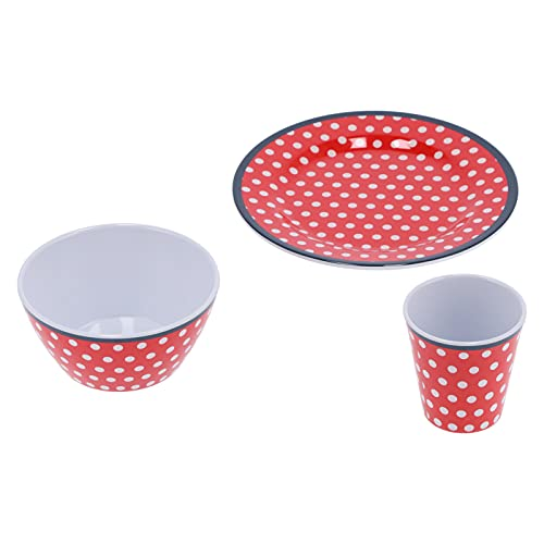 Vajillas, resistentes platos de melamina para vasos de usos múltiples Platos duraderos para restaurantes para hoteles para familias