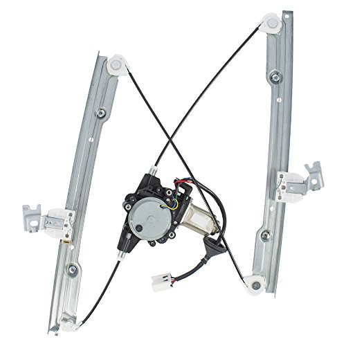 Brock Replacement Drivers Front Power Window Lift Regulator w/Motor Assembly Compatible with 04-08 Maxima 80731-7Y000