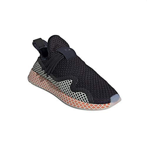 adidas Hombre Deerupt S Zapatillas Negro, 41 1/3