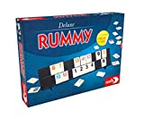 Jeux Noris 606101779Rummy, Kit Deluxe, Famille Jeu