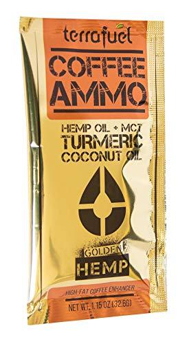 Coffee Ammo - Hemp Oil Coffee Creamer