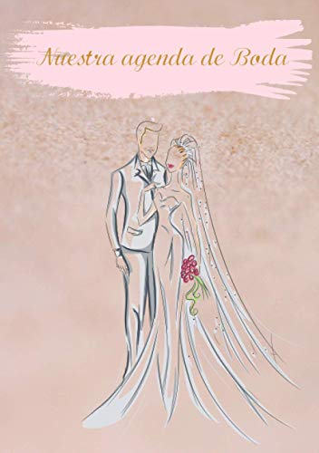El diario de la novia - Agenda para boda - Planificador de...
