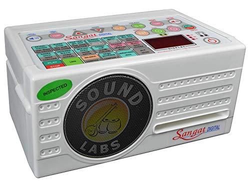Modfash Digitale Shruti-Box, elektronischer Tanpura mit Tabla