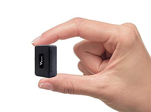 Mini rastreador portátil de GPS TK913 1500 mAh para vehículo con imán y localizador GPS y cartera