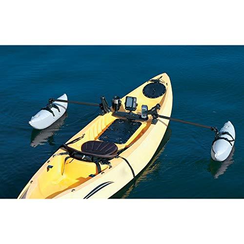 Scotty #302 Kayak Stabilizer System Review